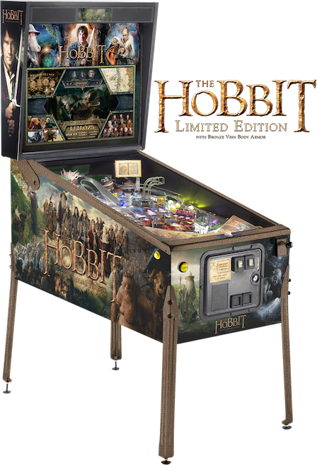 The Hobbit Pinball Limited Edition