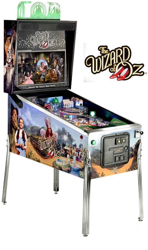 Wizards Of Oz Pinball Standard Edition
